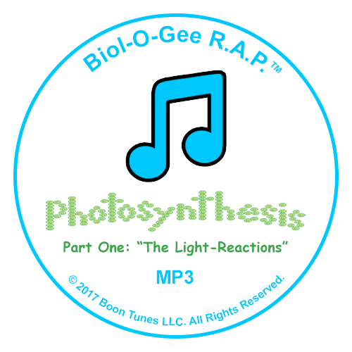 Logo of Photosynthesis Part One: The Light-Reactions Audio